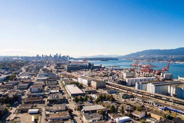 Ironworks Commercial Real Estate Development Vancouver