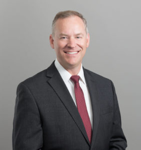 Chris Newton, Vice President of Commercial Sales & Leasing at Cushman & Wakefield